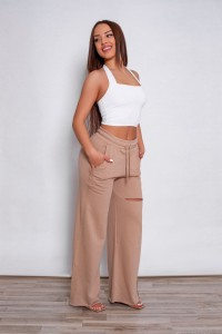 Ripped Trousers Nude