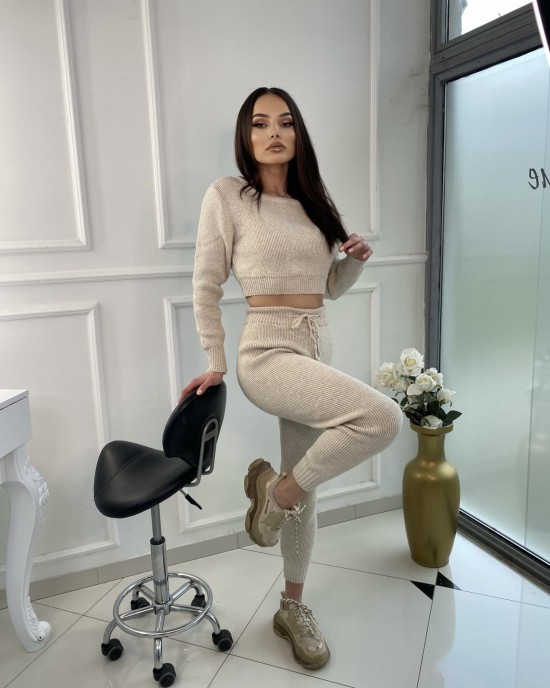 Comfy Outfit Nude