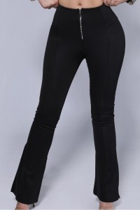 Leggings with Zip
